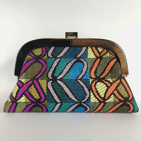 By Color Clutch Bag  / 2046