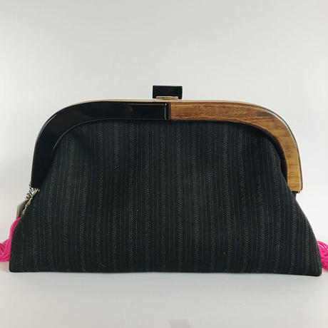 By Color Clutch Bag  / 2044