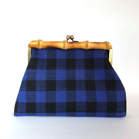 Bamboo Clutch Bag / 1756