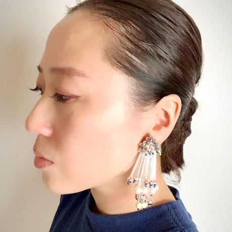 Dress Earring / 101701