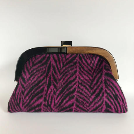 By Color Clutch Bag  / 2041