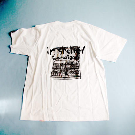 EVER SICK-in shelter- TOUR Tee