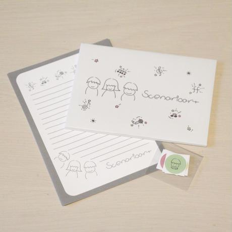 Scenarioart letter set