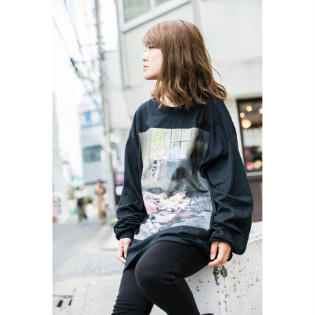 SeeyouNeverland Long T-shirts