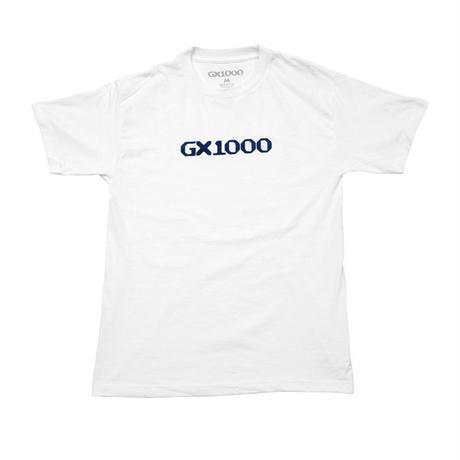 GX1000 OG LOGO TEE WHITE  Tシャツ 半袖