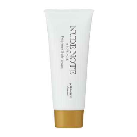 ヌードノート フレグランスボディクリーム 200g / NUDE NOTE Fragrance Body Cream