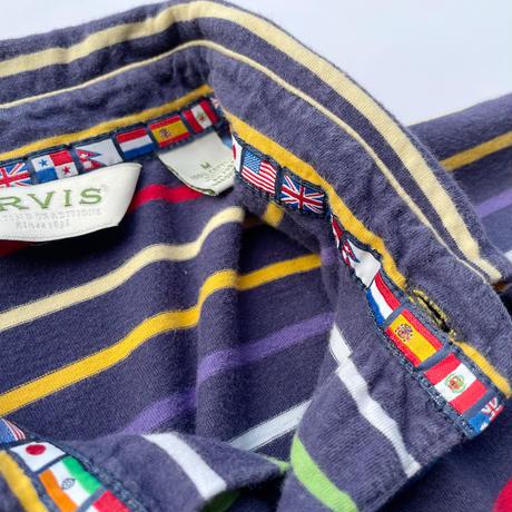 Orvis striped polo shirt / オービス ストライプポロシャツ