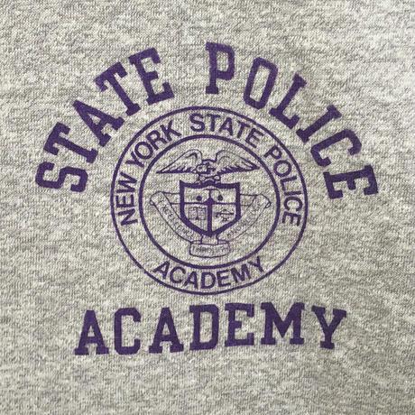 80's NY state police academy tee
