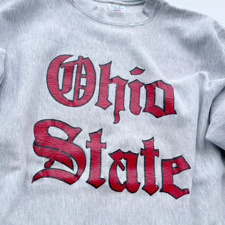 "champion reverse-weave ""Ohio state"" / チャンピオン リバースウィーブ オハイオ"