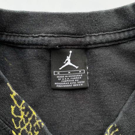 Jordan all over print tee / ジョーダン 総柄Tシャツ