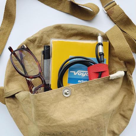 Vintage boy scouts mess bag / ビンテージ ボーイスカウト メスバッグ