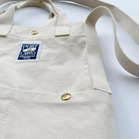 Port canvas two-way tote bag / ポートキャンバス キャンバストートバッグ