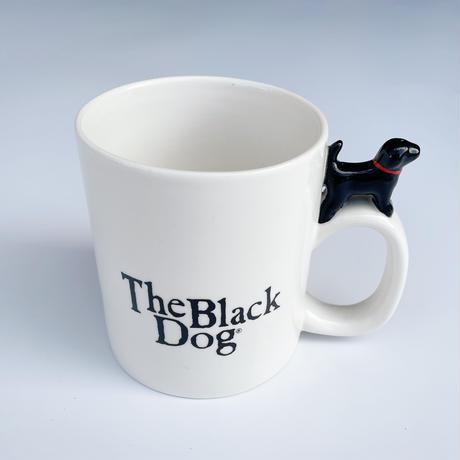 The Black dog mag / ブラックドッグ マグカップ 大