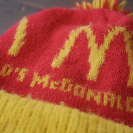 McDonald Knit cap