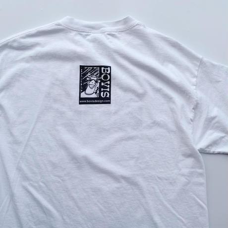 90's java-man tee / 90年代 プリントTシャツ