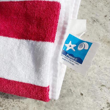 Big towel -American flag-