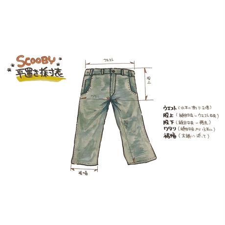OshKosh denim painter pants / オシュコシュ デニムペインターパンツ