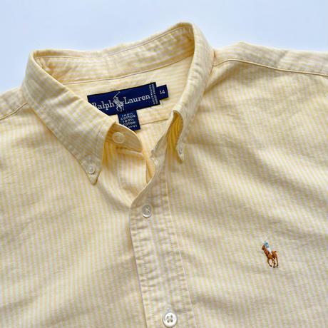 Ralph Lauren striped shirt / ラルフローレン ストライプシャツ