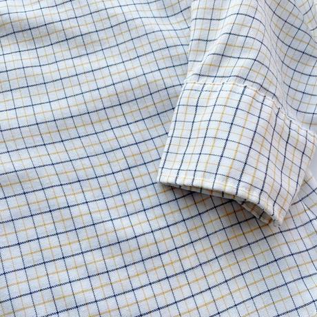 80's Bruxton permanent press shirt / 80年代 パーマネントプレス シャツ