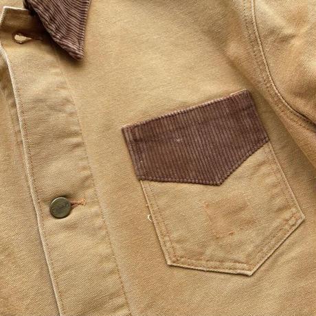 "Walls ""duck"" jacket / ウォールズ ダック生地 ワークジャケット"