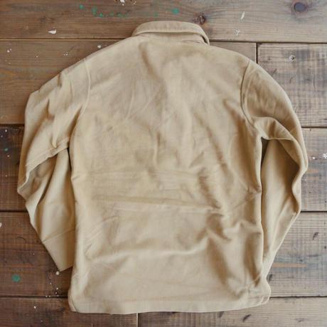 70's Lee L/S velour shirt