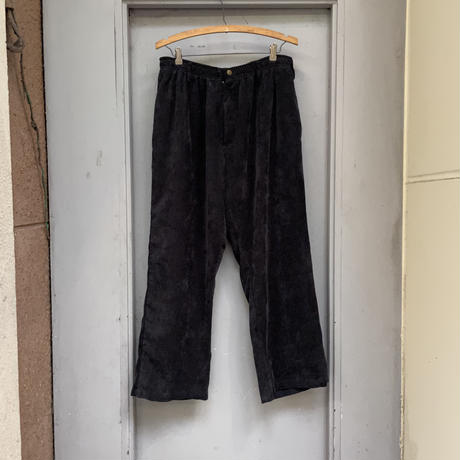 """CORDUROY EASY PANTS """"HABAND STAG HILL""""[15723]"""