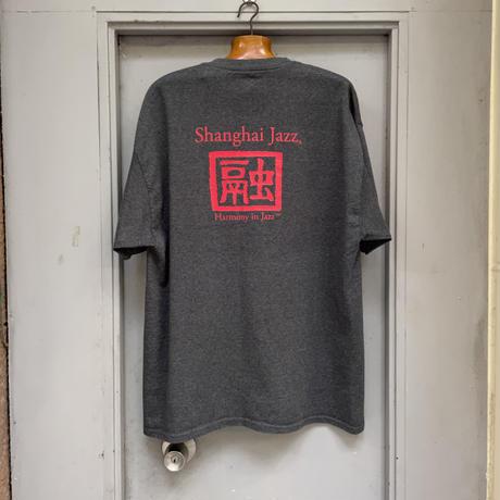 """PRINTED T-SHIRT """"Shanghai Jazz""""[15772]"""