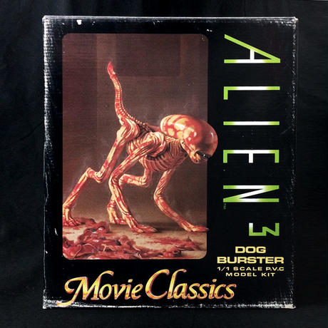 "Movie Classics ""ALIEN3""             DOG BUSTER"