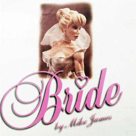 Bride by Mike James    Alluring Beauties Collection     SONOMA GALLERY