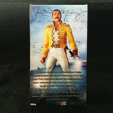 FREDDIE MERCURY FIGURE WITH SOUND