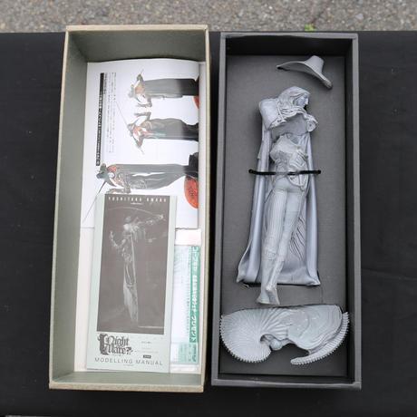ナイトメアー黒衣の剣士