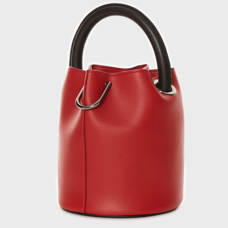 SAMO ONDOH / 23° Hannah bag (bicolor handle)