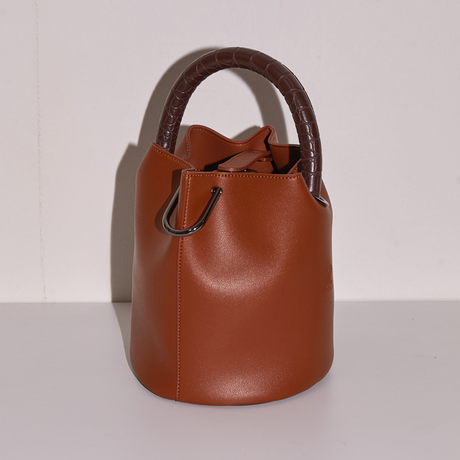 SAMO ONDOH / 11° Hannah bag (Croc bicolor handle)