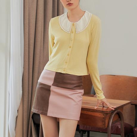 margarin fingers / patchwork skirt