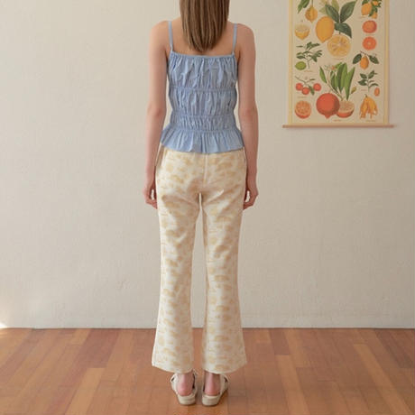 margarin fingers / toile pants