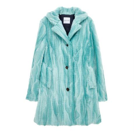 JINJIN ISLAND/ Edie Jacket (mint, olive, calmine red, blue)