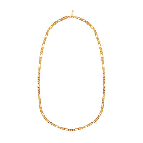 NUMBERING / chain necklace