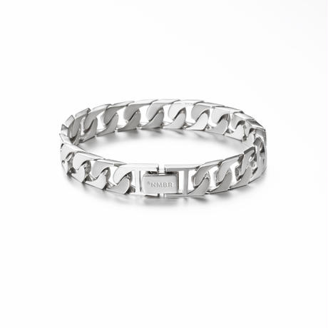 NUMBERING / Sharpen Chain Anklet