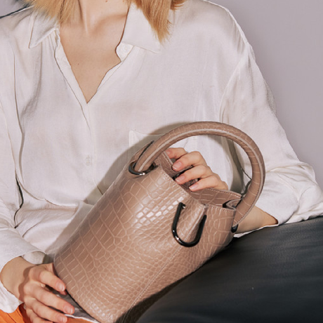 SAMO ONDOH / 11° Hannah bag - All Croc