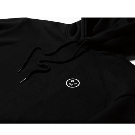 「Double Lovers」DLS Logo Hoody