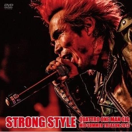 STRONG STYLE / ABSOLUTE STYLE