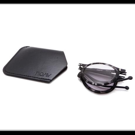 Sierra BLACK(inner rim) Color Lens