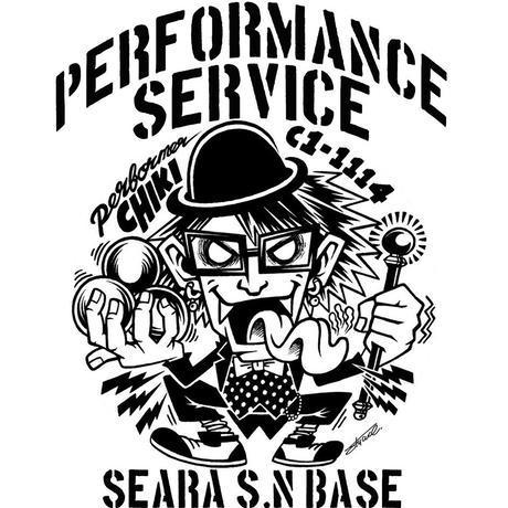 SEARA S.N BASE Tシャツ