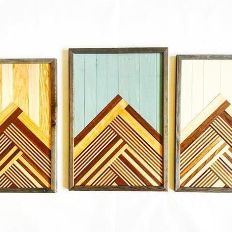 wood board  [Mountain]