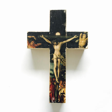 print wood cross