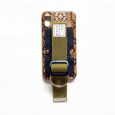 for iPhone【brown snake 】
