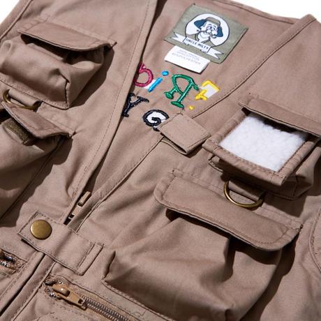 AFRiCAN TOYS KID'S Vest