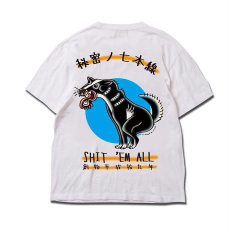 SHIT 'EM ALL Tシャツ