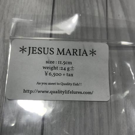 クオリティライフ JESUS MARIA(ジーザス マリア)E52