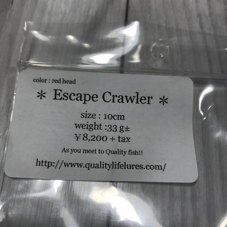 クオリティライフ Escape Crawler (エスケープクローラー) E41